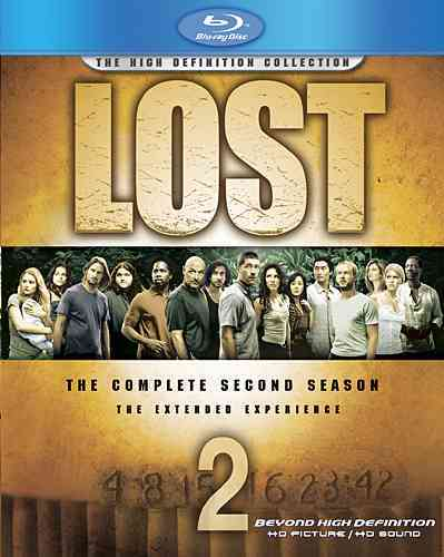 LOST:COMPLETE SECOND SEASON BY LOST (Blu-Ray)
